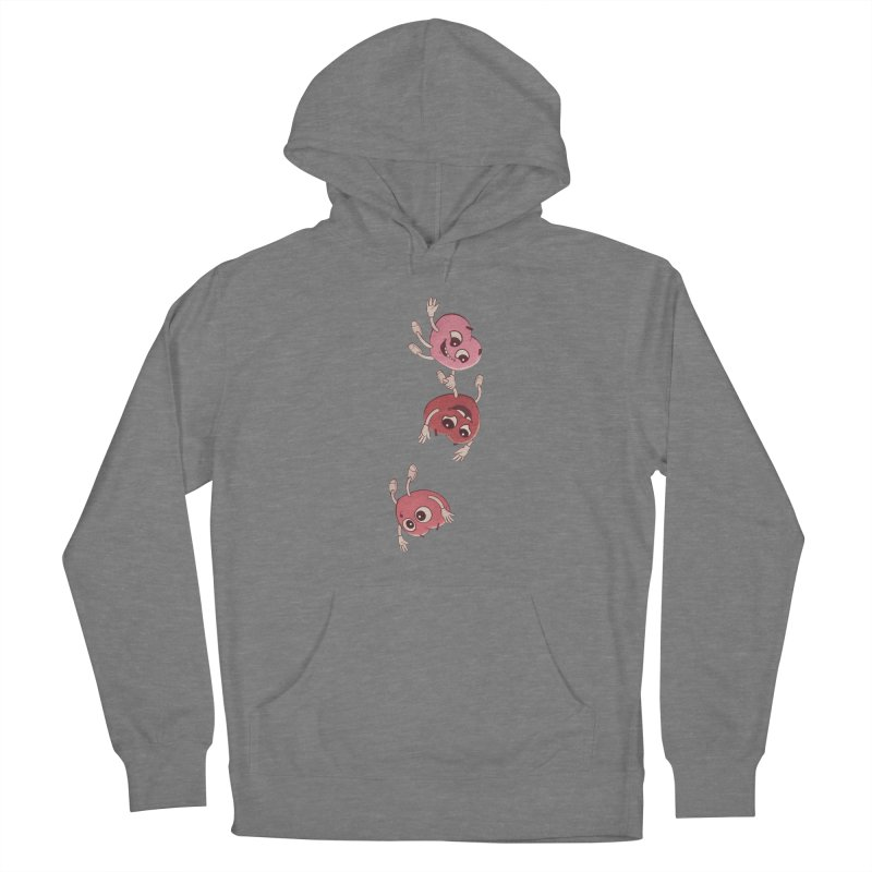Falling in Love Women's Pullover Hoody by BRETT WISEMAN