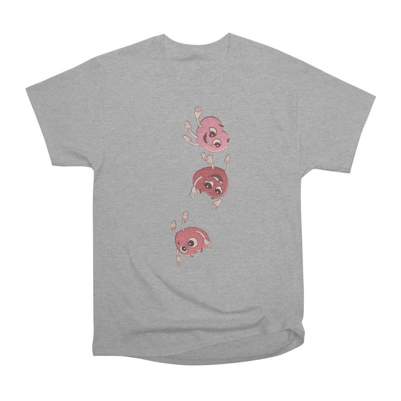 Falling in Love Women's Heavyweight Unisex T-Shirt by BRETT WISEMAN