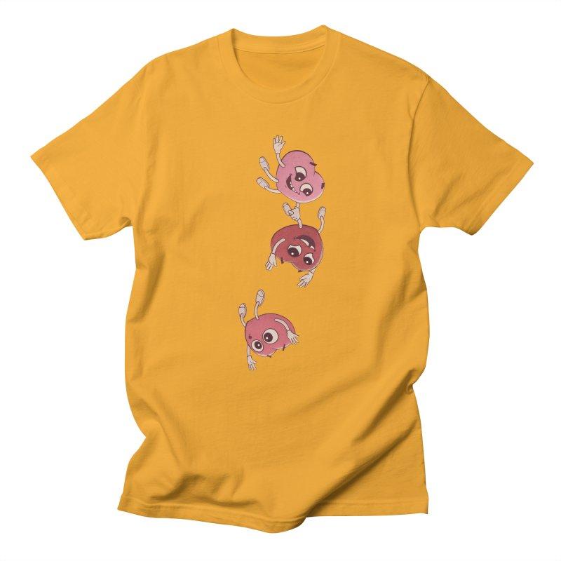 Falling in Love Men's T-Shirt by BRETT WISEMAN