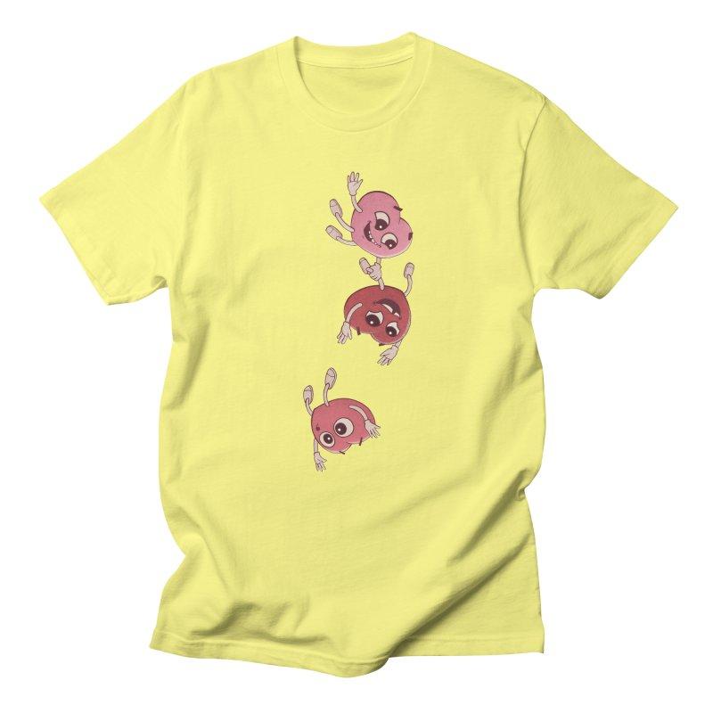 Falling in Love Women's Regular Unisex T-Shirt by BRETT WISEMAN