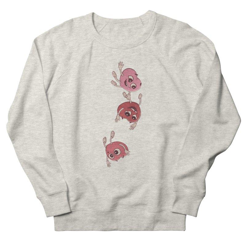 Falling in Love Men's French Terry Sweatshirt by BRETT WISEMAN
