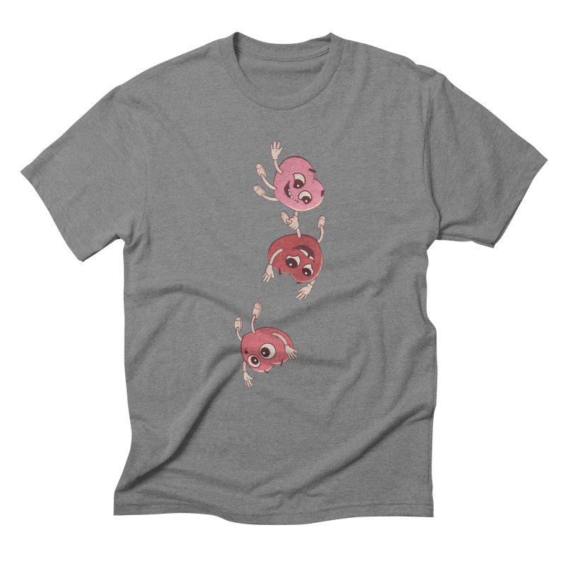 Falling in Love Men's Triblend T-Shirt by BRETT WISEMAN