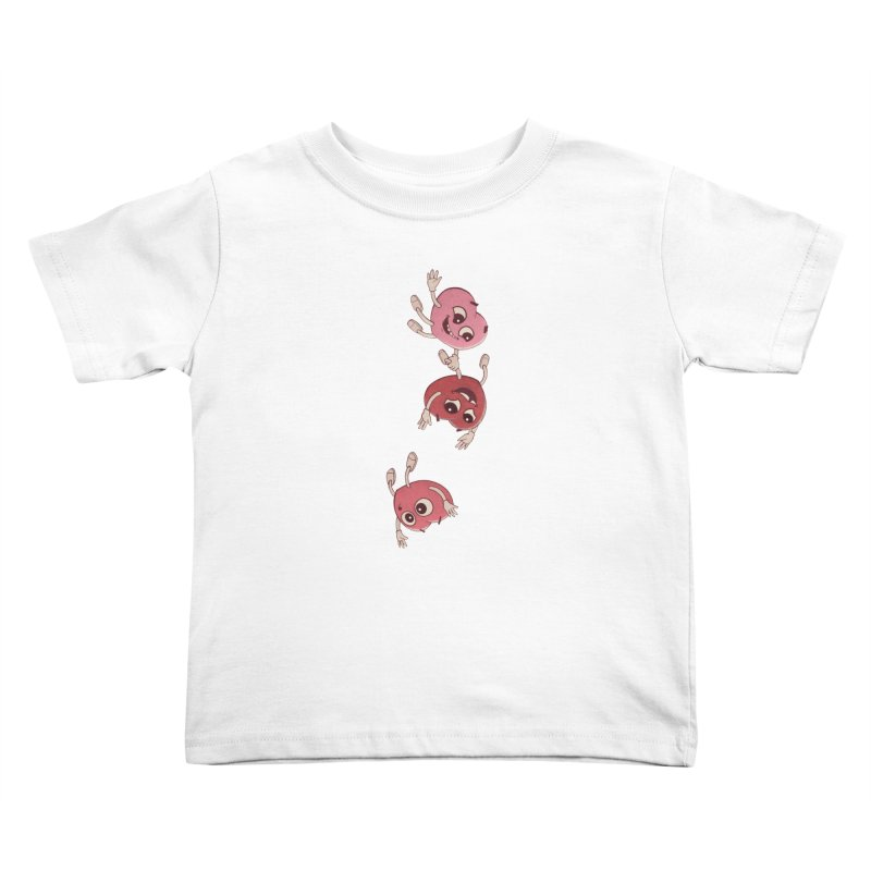 Falling in Love Kids Toddler T-Shirt by BRETT WISEMAN