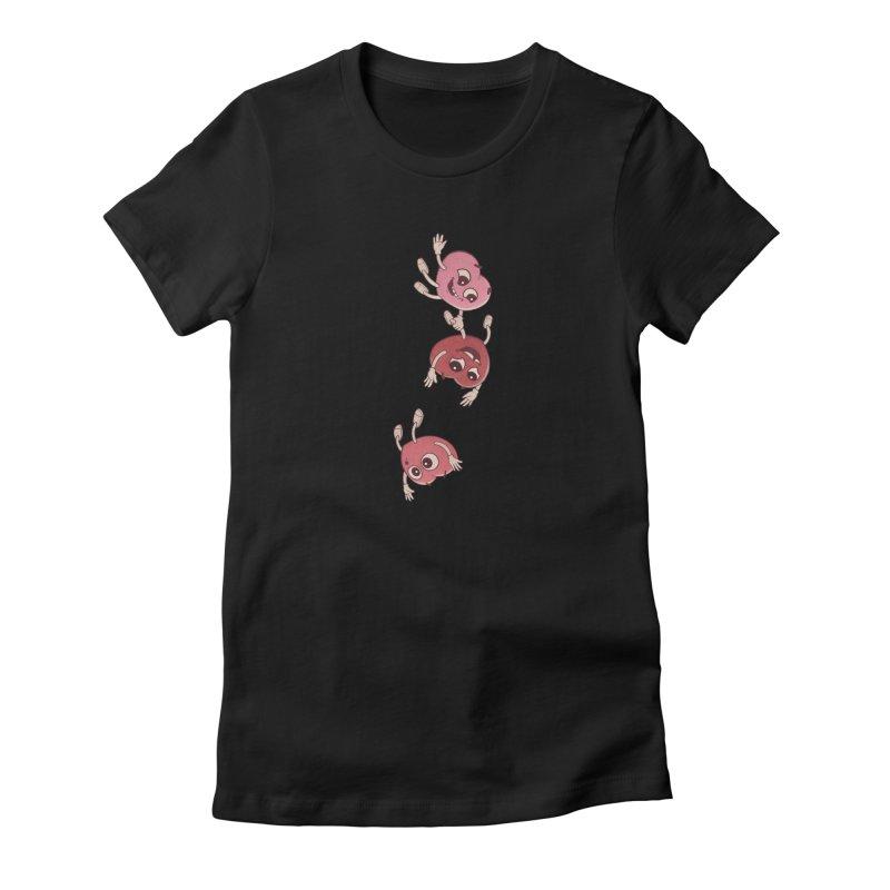 Falling in Love Women's T-Shirt by BRETT WISEMAN