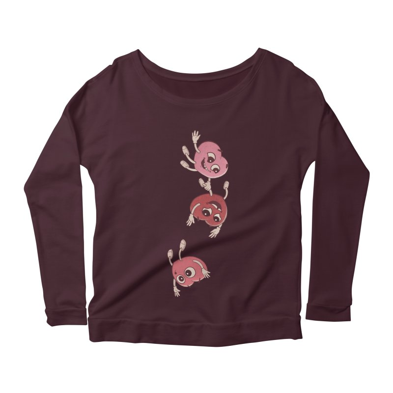 Falling in Love Women's Longsleeve T-Shirt by BRETT WISEMAN