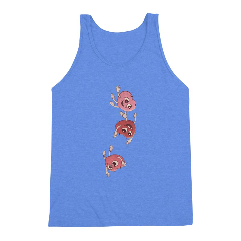 Falling in Love Men's Triblend Tank by BRETT WISEMAN