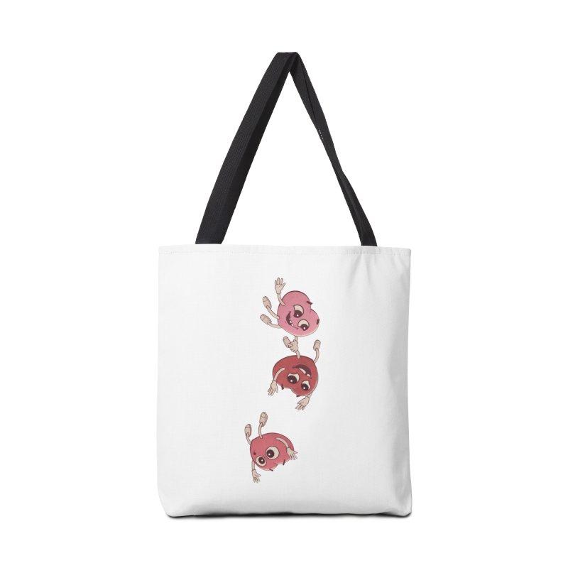 Falling in Love Accessories Bag by BRETT WISEMAN