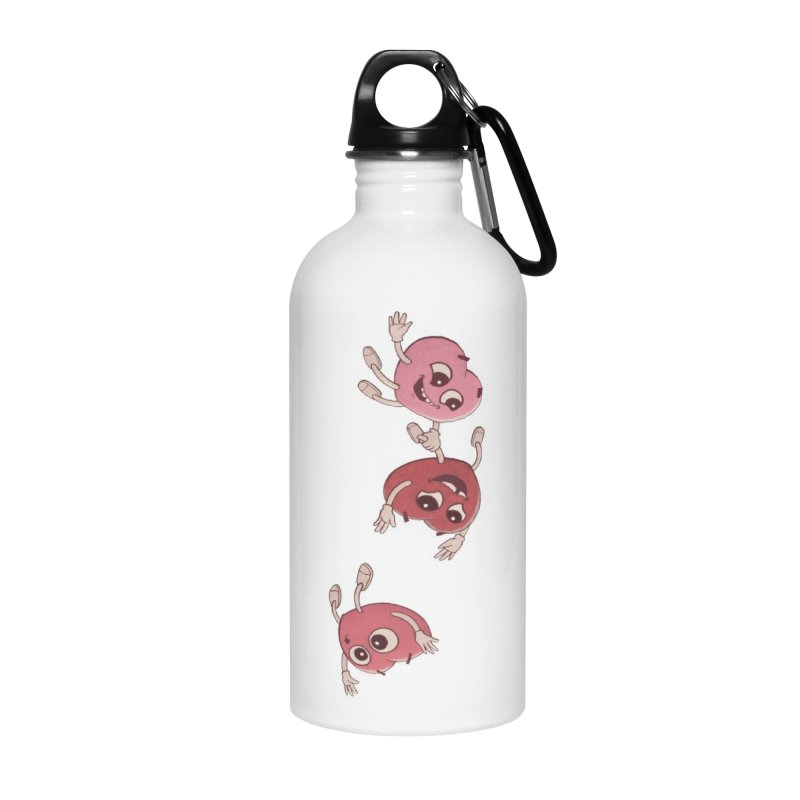 Falling in Love Accessories Water Bottle by BRETT WISEMAN