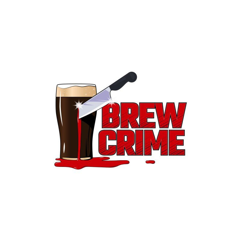 Brew Crime Official Logo by Brew Crime Shop