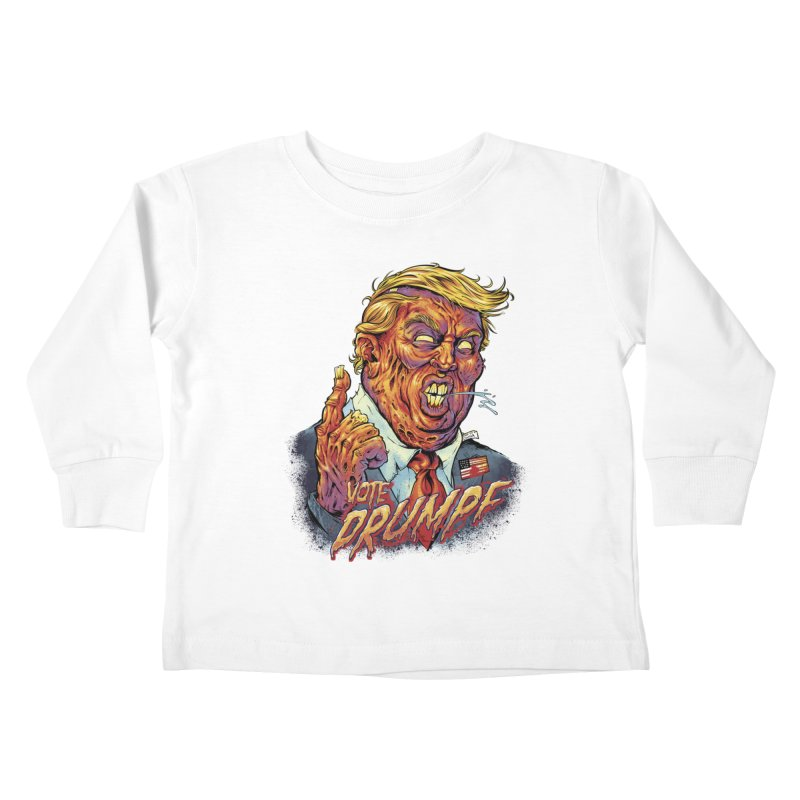 Zombie Trump   by brian allen's Artist Shop