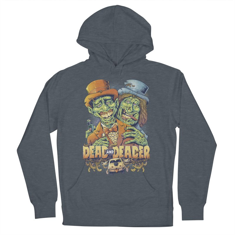 Dead and Deader Men's Pullover Hoody by brian allen's Artist Shop