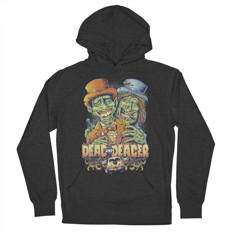 Dead and Deader Men's Pullover Hoody by brian allen's Artist Shop