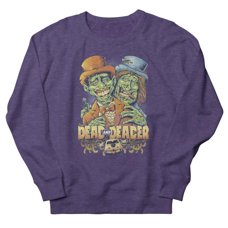 Dead and Deader Women's Sweatshirt by brian allen's Artist Shop