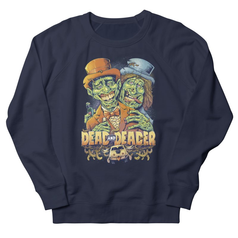 Dead and Deader Women's Sweatshirt by brian allen's Artist Shop