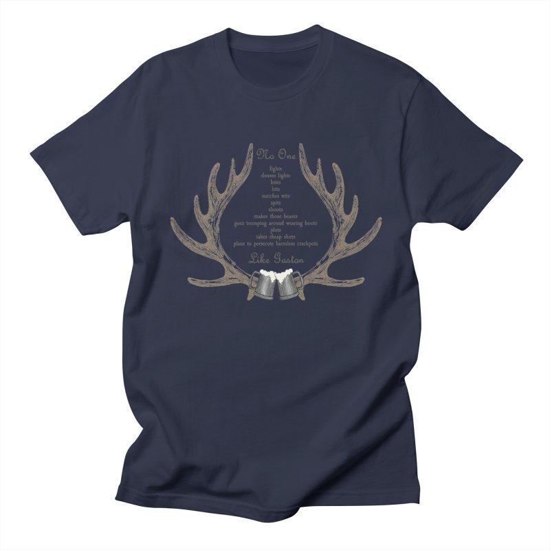 No One Like Gaston 1991 Men's T-Shirt by brianamccarthy's Artist Shop