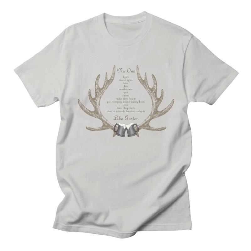 No One Like Gaston 1991 Women's Unisex T-Shirt by brianamccarthy's Artist Shop