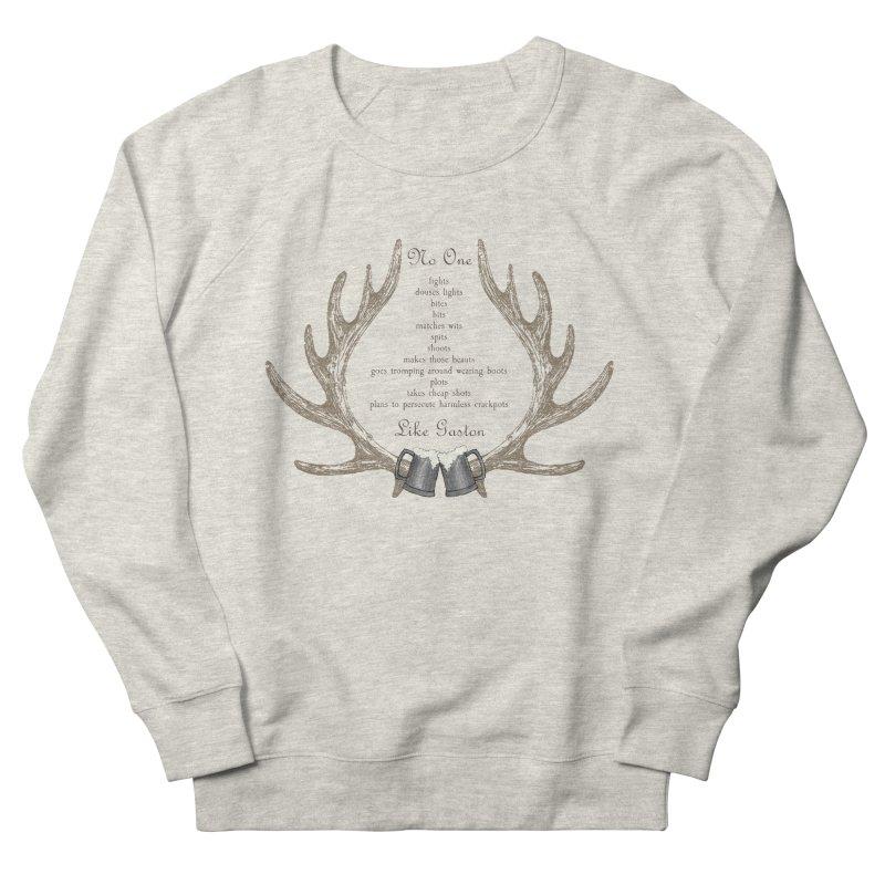 No One Like Gaston 1991 Women's Sweatshirt by brianamccarthy's Artist Shop