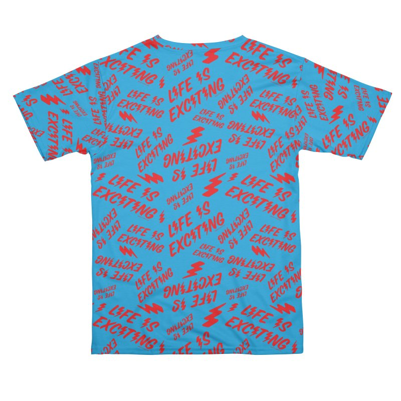Life Is Exciting (Classic) [All Over Print] Women's Cut & Sew by Smokey's Tangle