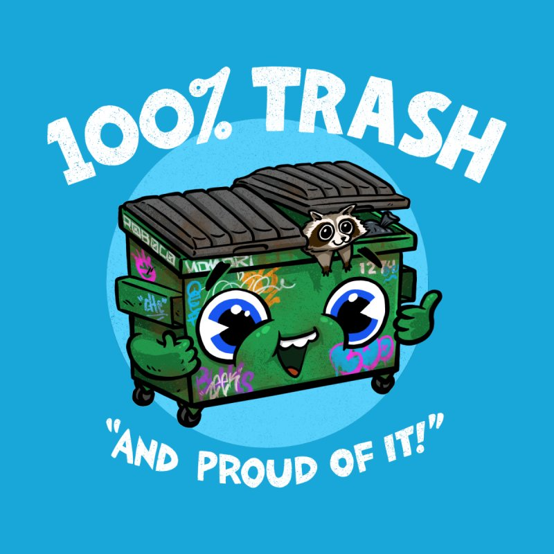 100% Trash by Brian Cook