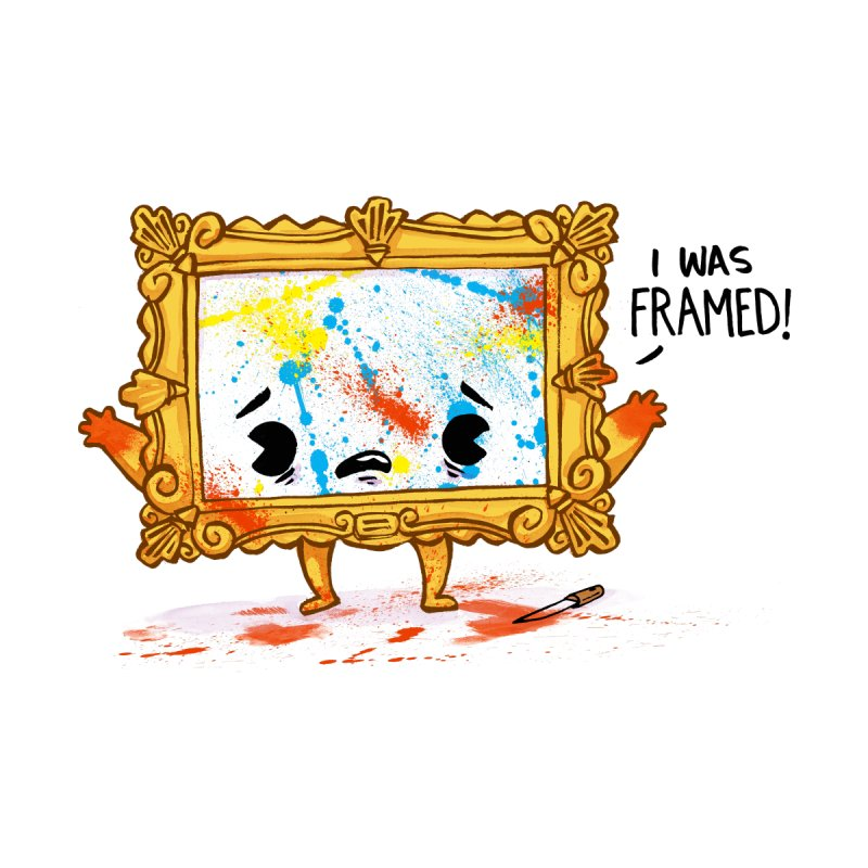 Framed by Brian Cook