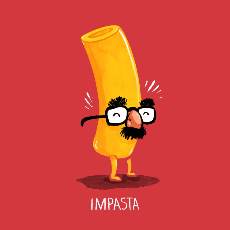 Impasta   by Brian Cook