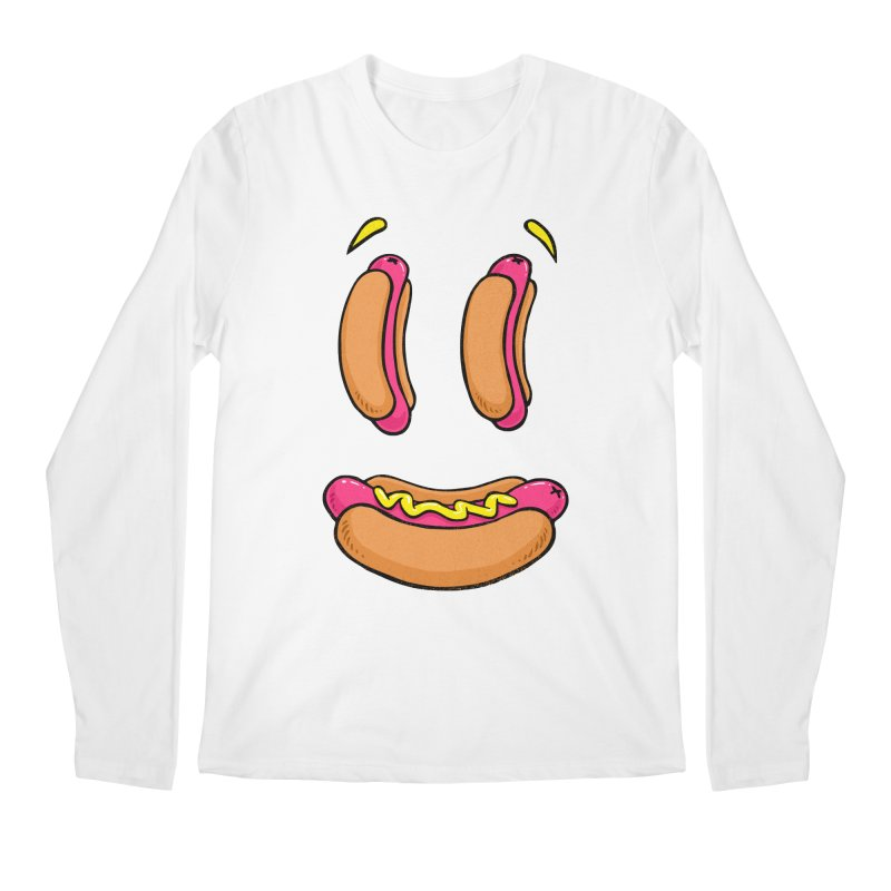 Grillin and Chillin Men's Longsleeve T-Shirt by Brian Cook