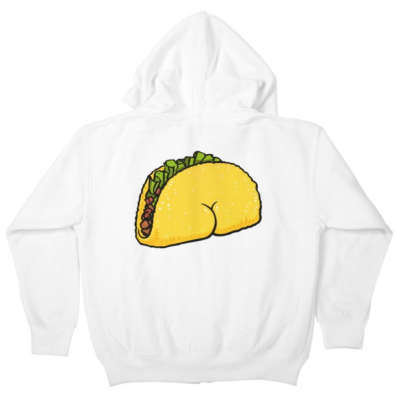Butt on Taco   by Brian Cook