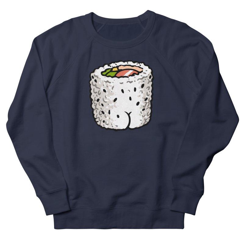 Sushi BUTT Women's Sweatshirt by Brian Cook