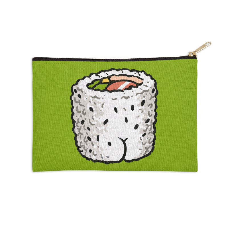 Sushi BUTT Accessories Zip Pouch by Brian Cook