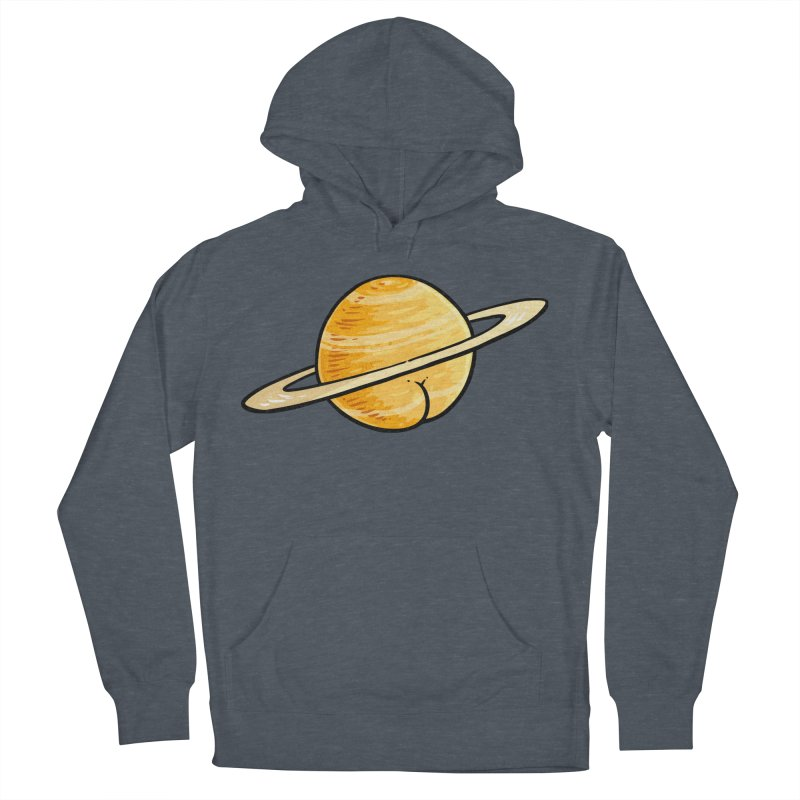 Saturn BUTT Women's Pullover Hoody by Brian Cook