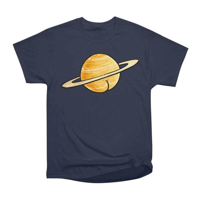 Saturn BUTT Women's Classic Unisex T-Shirt by Brian Cook