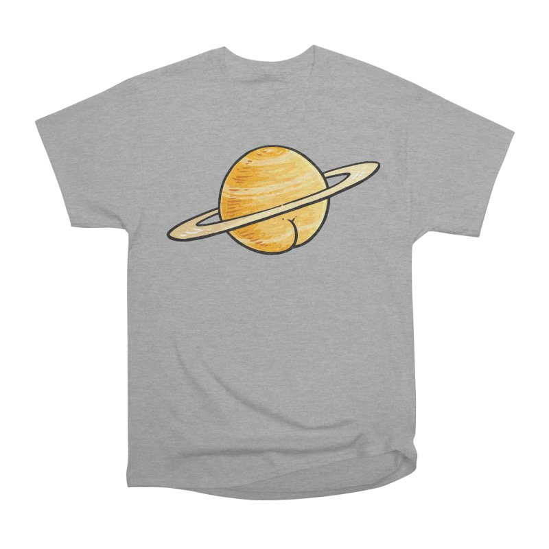 Saturn BUTT Men's Classic T-Shirt by Brian Cook