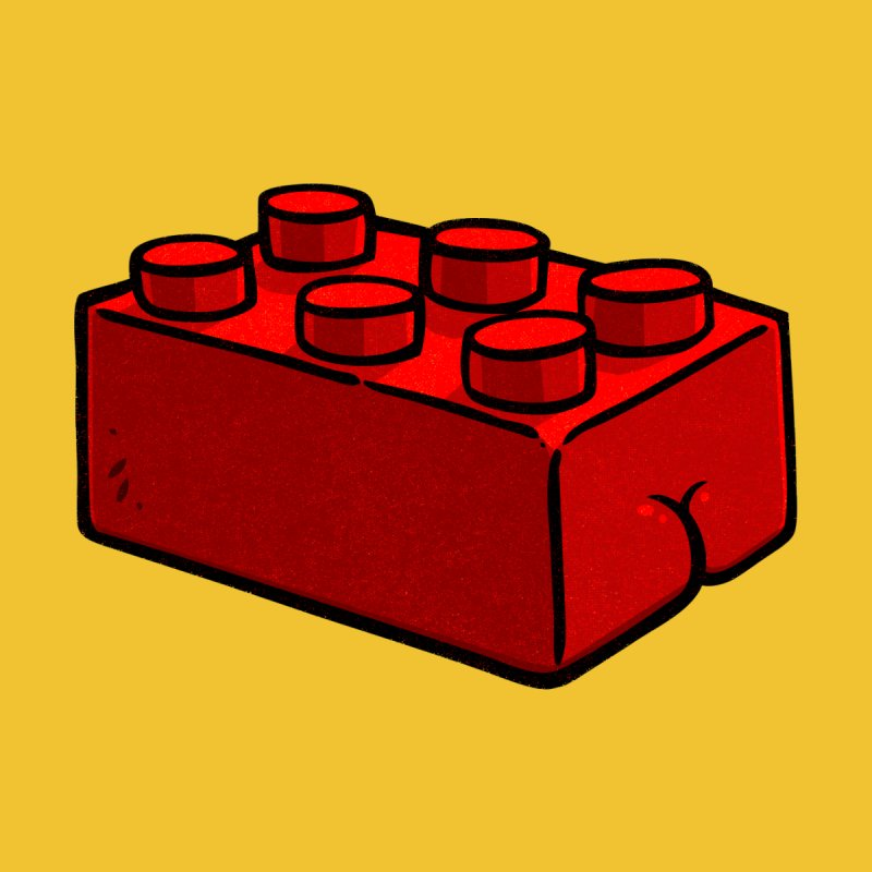 Building Block BUTT by Brian Cook
