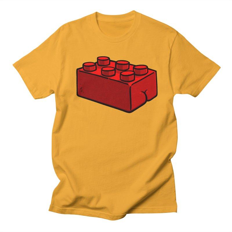 Building Block BUTT Women's Unisex T-Shirt by Brian Cook