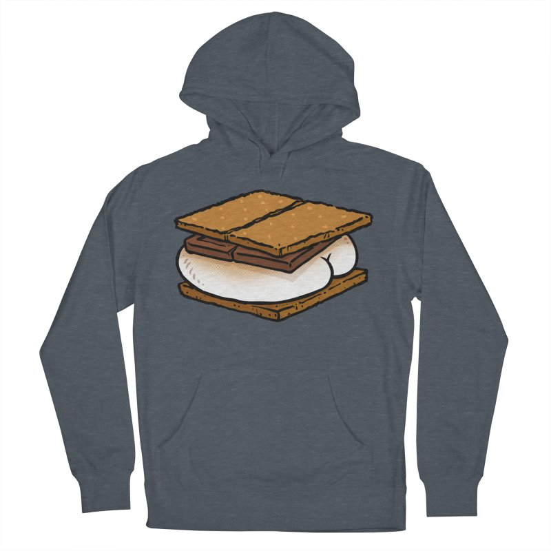 S'more BUTT Women's Pullover Hoody by Brian Cook