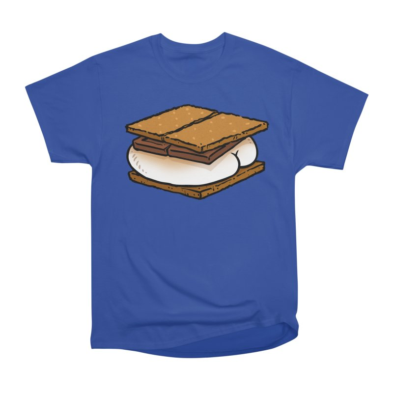 S'more BUTT Women's Classic Unisex T-Shirt by Brian Cook