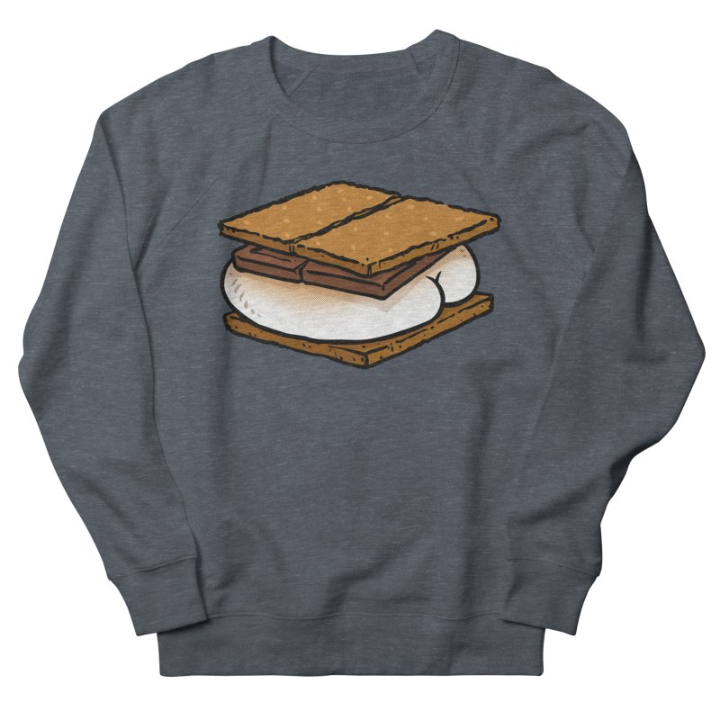 S'more BUTT Women's Sweatshirt by Brian Cook