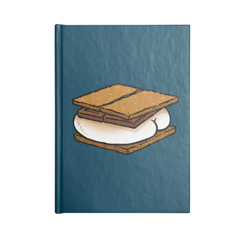 S'more BUTT Accessories Notebook by Brian Cook