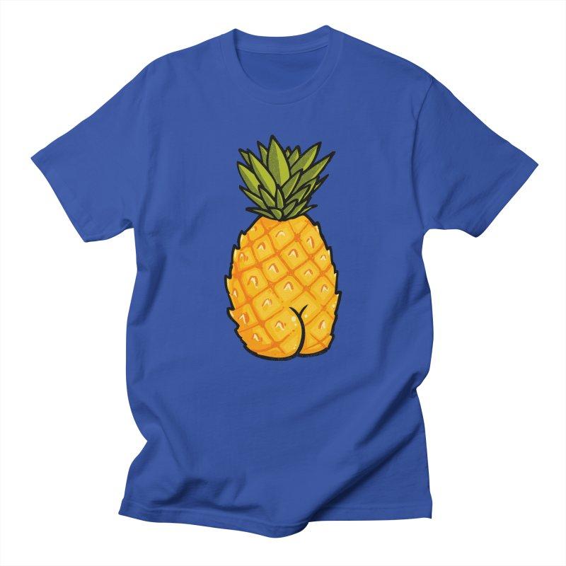 Pineapple BUTT Women's Unisex T-Shirt by Brian Cook
