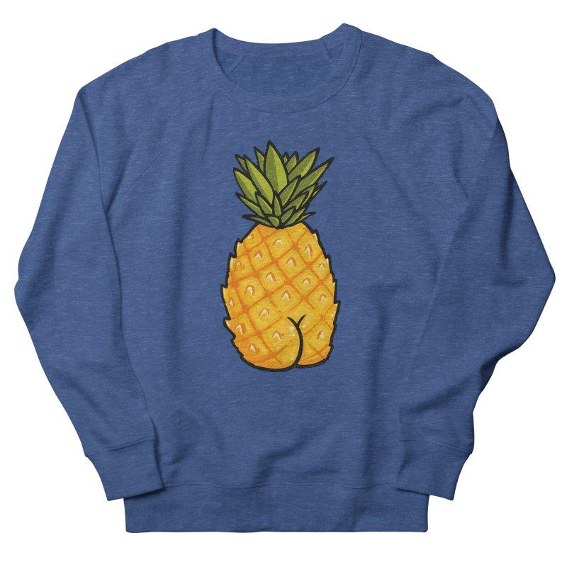 Pineapple BUTT Women's Sweatshirt by Brian Cook