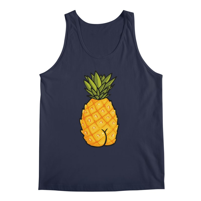 Pineapple BUTT Men's Tank by Brian Cook