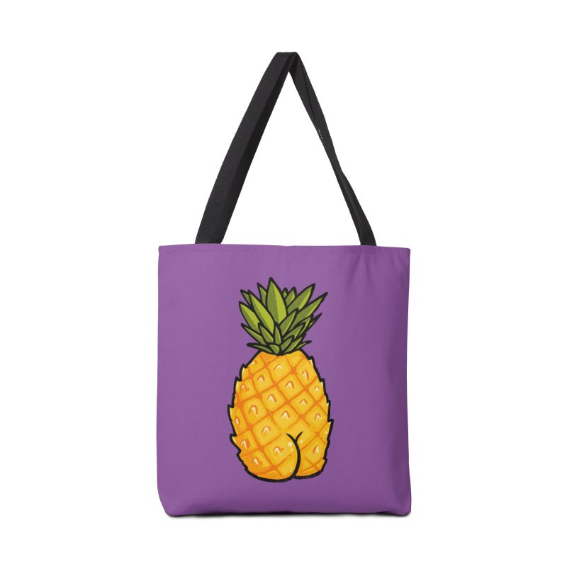 Pineapple BUTT Accessories Bag by Brian Cook