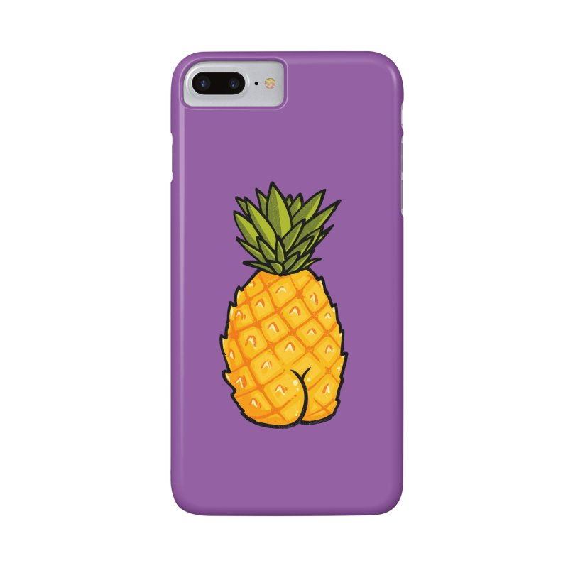 Pineapple BUTT Accessories Phone Case by Brian Cook