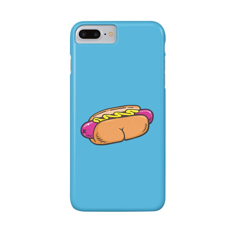 Hot Dog BUNS Accessories Phone Case by Brian Cook