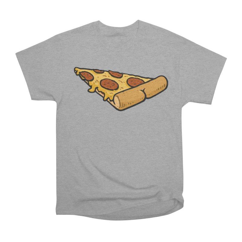 Pizza BUTT Men's Classic T-Shirt by Brian Cook