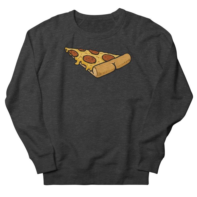 Pizza BUTT Women's Sweatshirt by Brian Cook