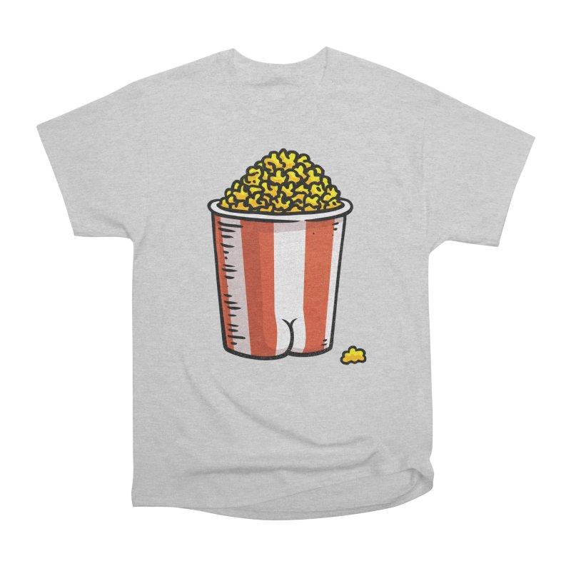 Popcorn BUTT Women's Classic Unisex T-Shirt by Brian Cook