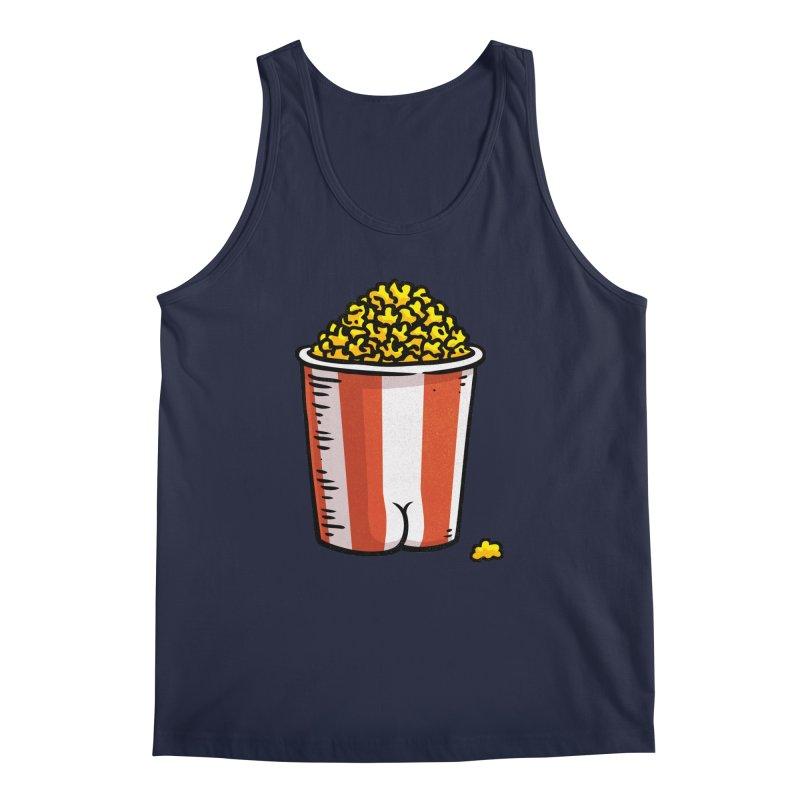 Popcorn BUTT Men's Tank by Brian Cook