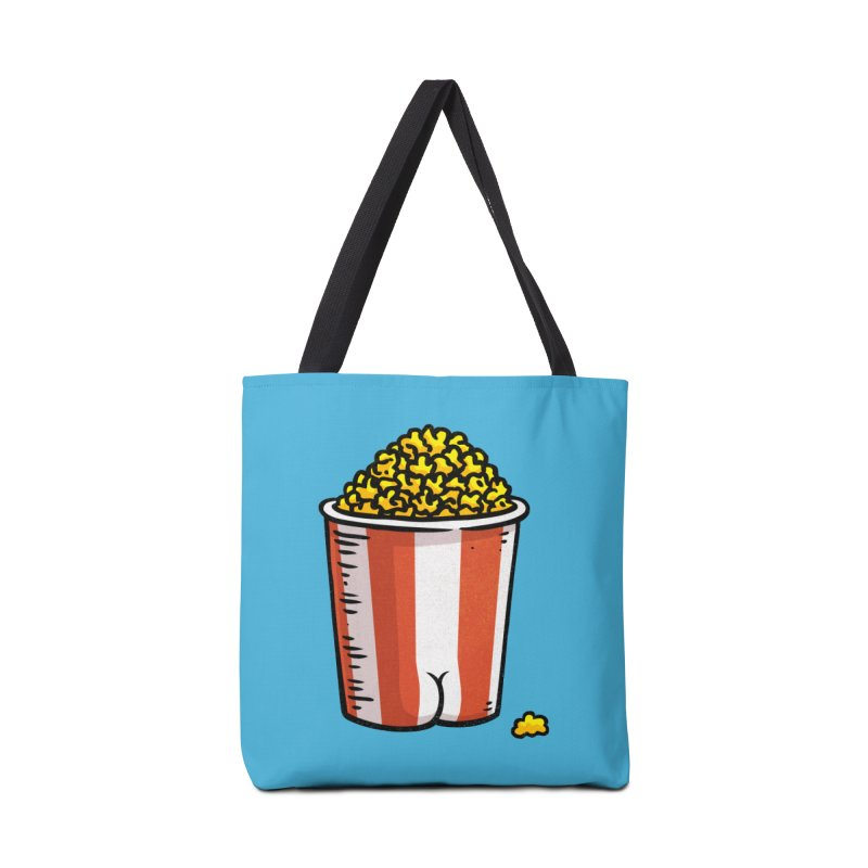Popcorn BUTT Accessories Bag by Brian Cook