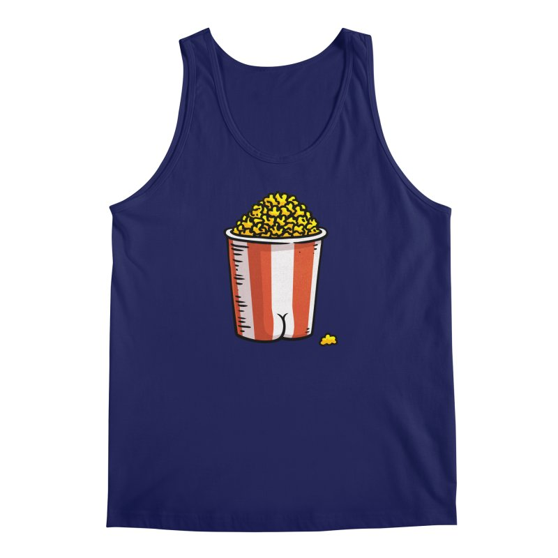 Popcorn BUTT Men's Tank by Brian Cook